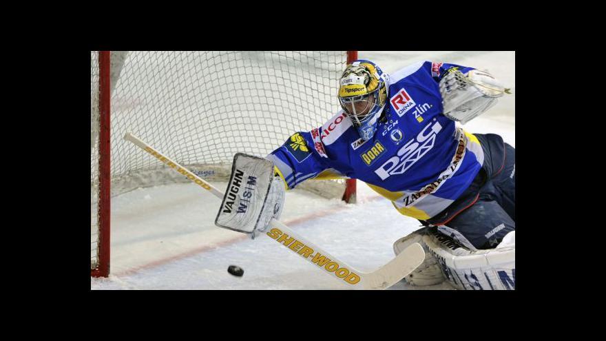 Video UvR: Začátek moravského hokejového derby