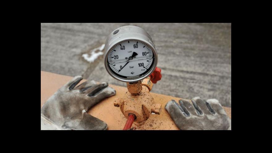 Video Reportáž: Rusko chce do měsíce po Ukrajině splatit dluh za plyn