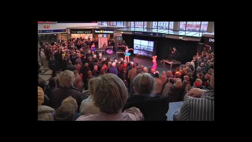 Video V Rize začal Mezinárodní pobaltský baletní festival