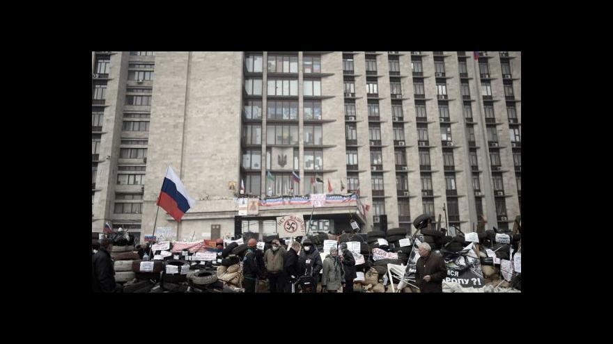 Video SBU: Ruské síly chtějí jako záminku pro invazi zabít až 200 lidí