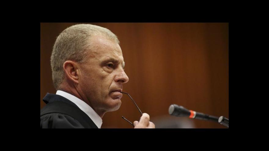 Video Osobnost Horizontu: Jihoafrický státní zástupce Gerrie Nel