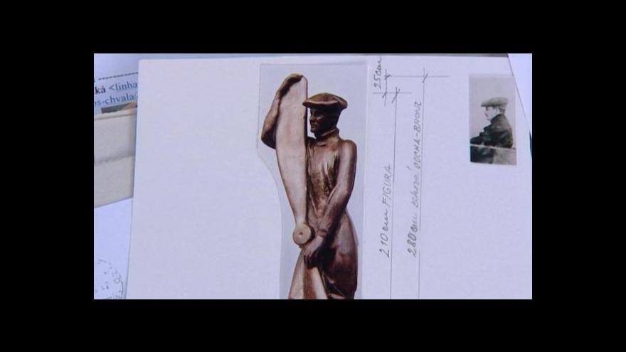 Video Kašparův památník stále čeká na schválení
