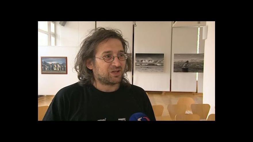 Video Hovoří ředitel festivalu Neznámá Země Miroslav Náplava