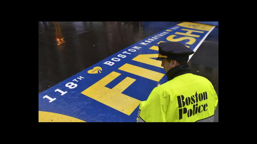 Video Rok po atentátech centrum Bostonu vyděsila nová hrozba