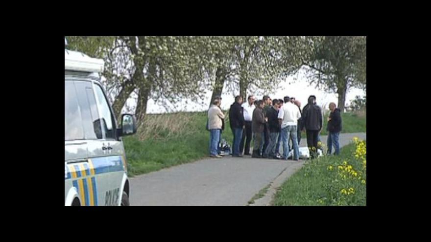 Video Policie žádá případné svědky o pomoc s vraždou taxikářů