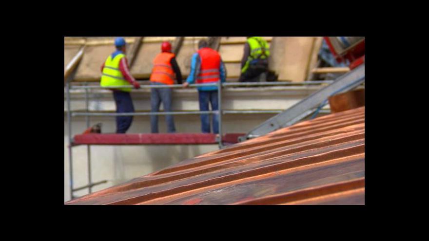 Video Klášter v České Lípě dostane novou střechu