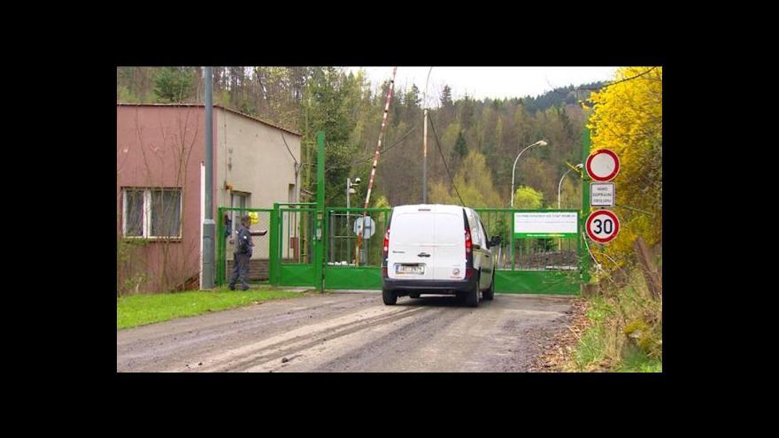 Video Český Krumlov a Větřní se bojí, že přijdou o společnou čističku