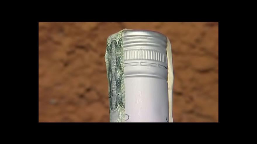 Video Speciál Ekonomiky ČT24 k pančování alkoholu a koncesím