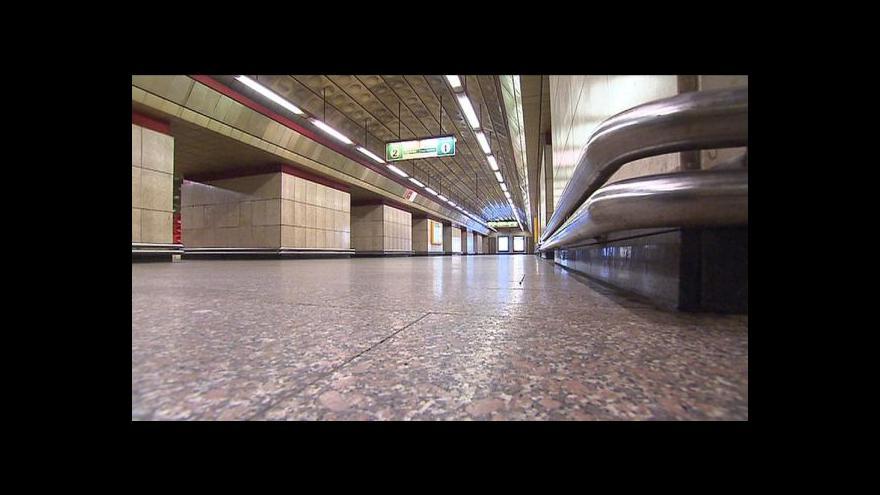 Video Štábl z DP o výluce metra A: Máme připravené informátory