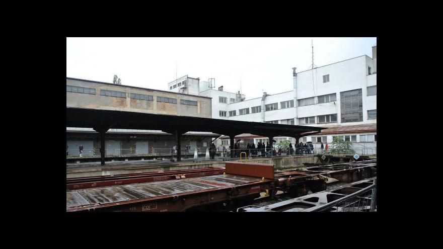 Video Bregant: Nám jde o získání sídla, depozitáře zůstanou za Prahou