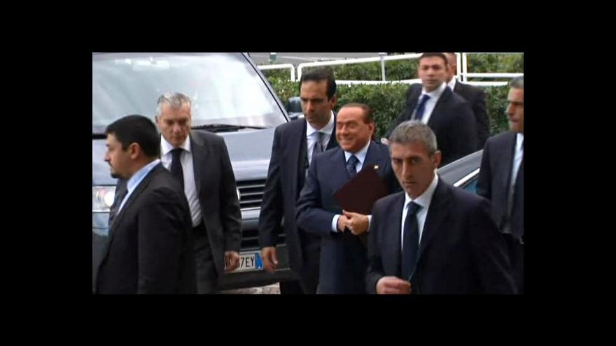 Video Berlusconi pozná život své generace z jiné stránky