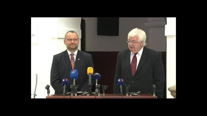 Video KDU-ČSL: Chceme centrální autoritu pro IT zakázky