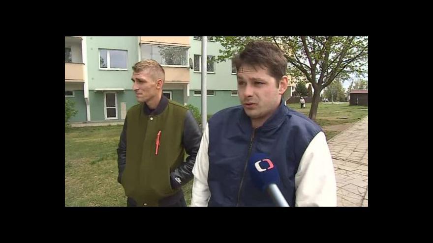 Video Incident popisuje svědek Jiří Golda