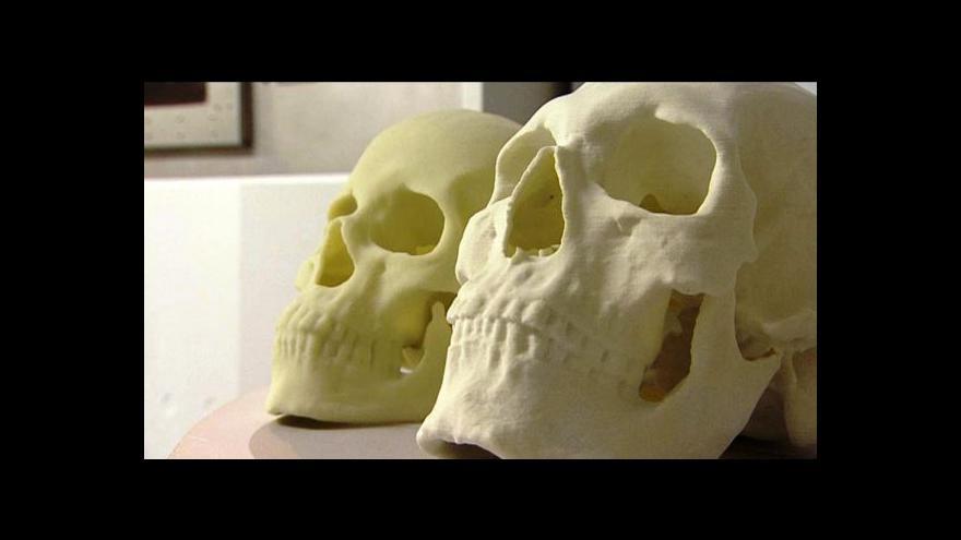 Video Rozhovor s Janem Homolou: Domácí 3D tisk se ovládá jediným tlačítkem