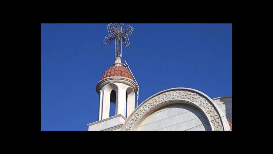 Video Z jedné z nejstarších kolébek křesťanů se stává jejich hrob