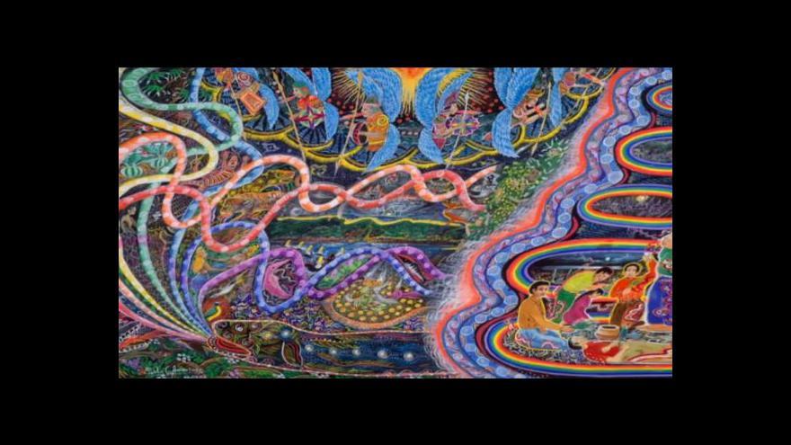 Video Co prožili díky LSD, si po desítkách let odborníci pochvalují