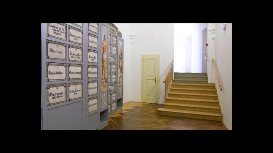 Video Archiv se stěhuje ze zámku do kláštera