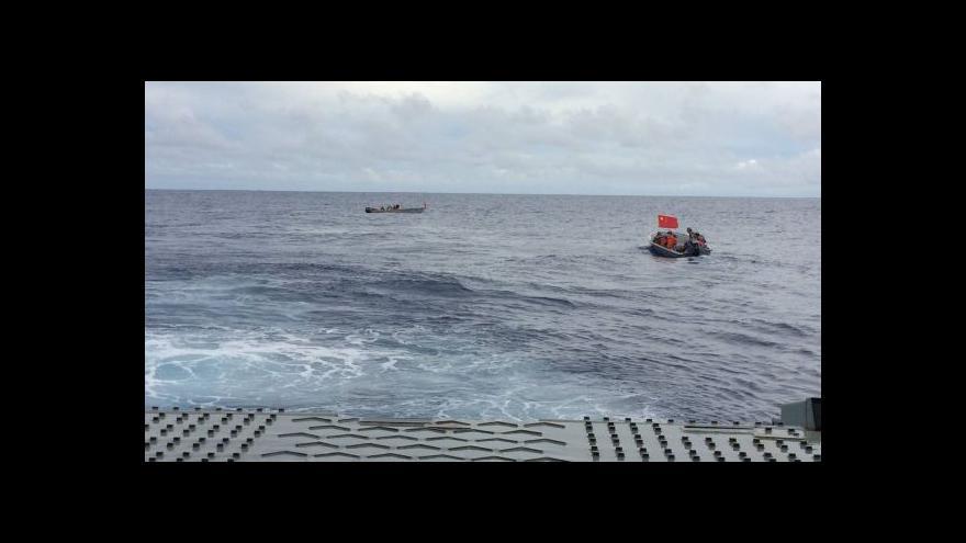 Video Námořní kapitán: Odlehlá oblast a velké hloubky k úspěchu nepomáhají