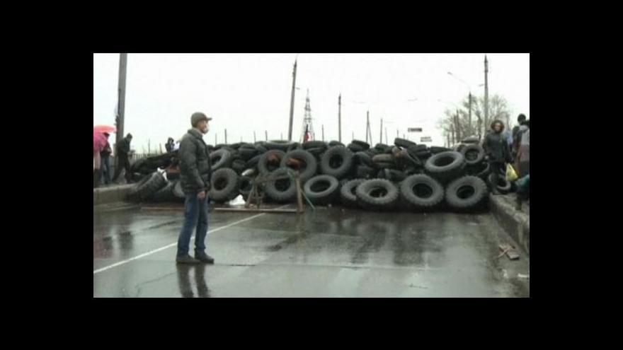 Video Proruským ozbrojencům vyprší ultimátum
