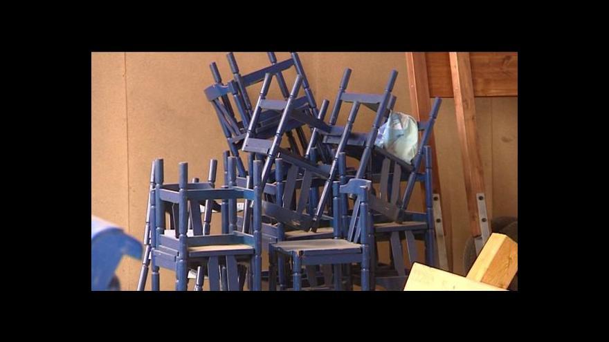 Video Desítky vesnic a menších měst řeší udržitelnost kulturních domů