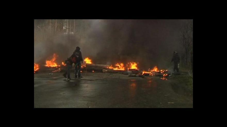 Video Události: Střety na východě Ukrajiny mají první oběti