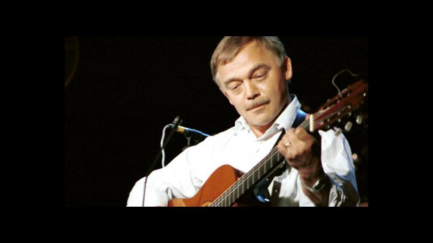 Video Pavel Pecháček: Karel Kryl byl citlivý a velmi tvrdohlavý