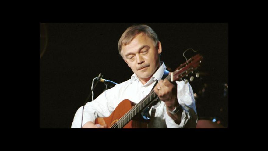 Video Karel Kryl v Ostravě
