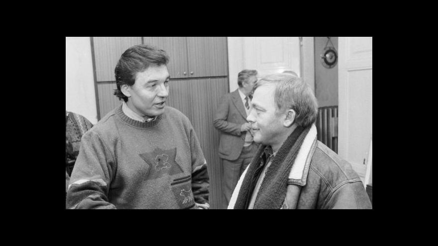 Video Jiří Černý: Nechat zpívat Kryla s Gottem byl výborný nápad