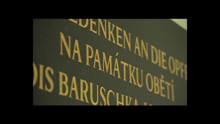 Video V místě, kde radnice plánuje cyklostezku a sportoviště, je pochováno pět popravených německých civilistů