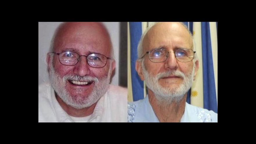 Video Alan Gross - Za internet kubánské vězení
