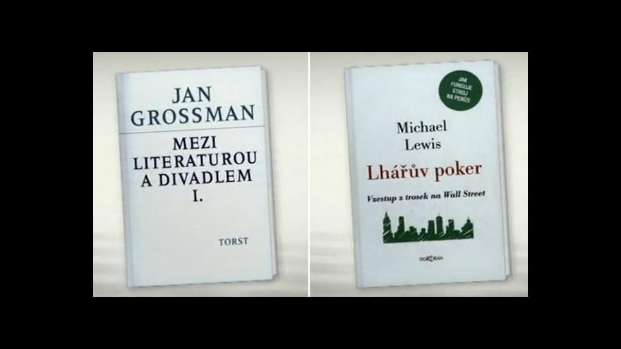 Video Michael Lewis: Lhářův poker