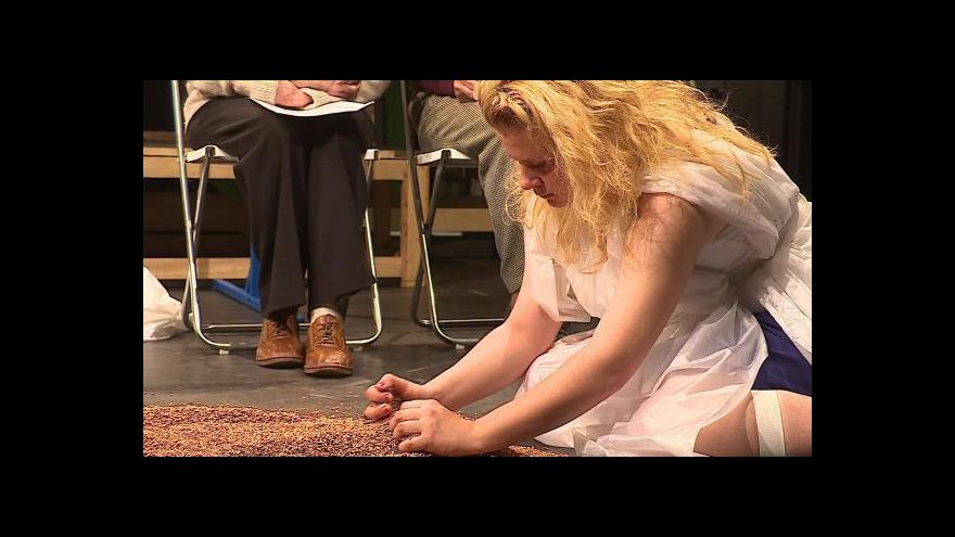 Video No comment: Antigone vzletem sokolím