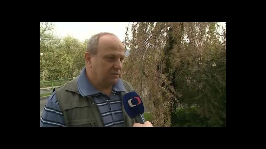 Video Situaci komentuje Petr Jínek z Krajské veterinární správy