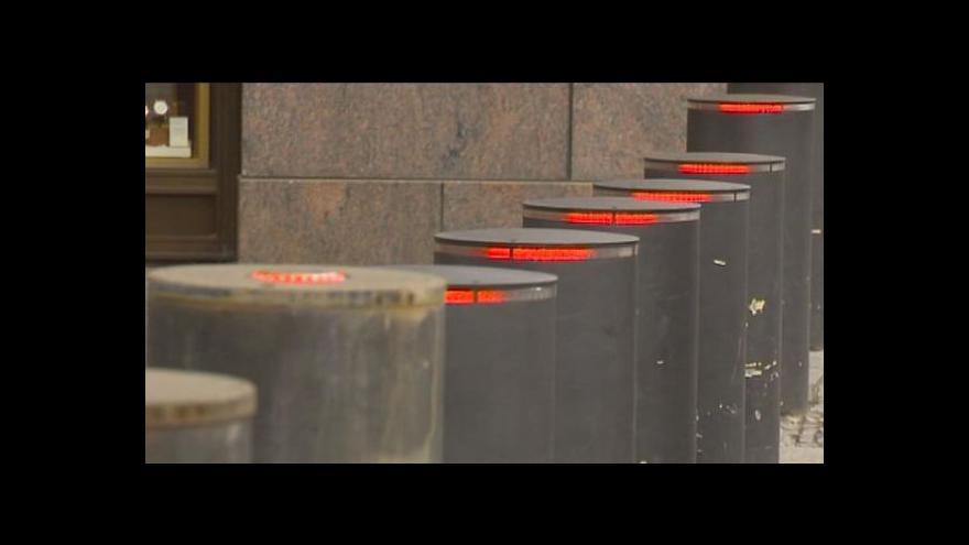 Video Události: Přísná bezpečnostní opatření kolem ambasád