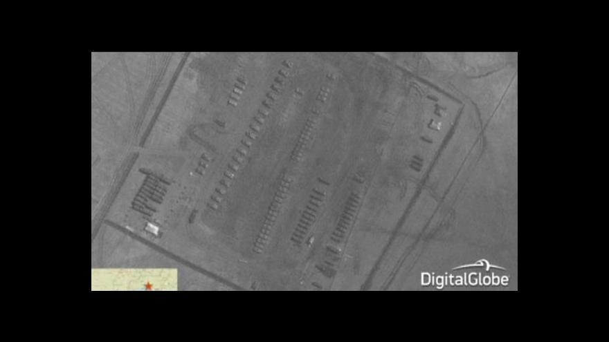 Video Události: NATO zveřejnilo záběry ruské armády