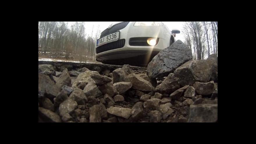 Video Karlovarský kraj dostane z ROP Severozápad miliardu na silnice