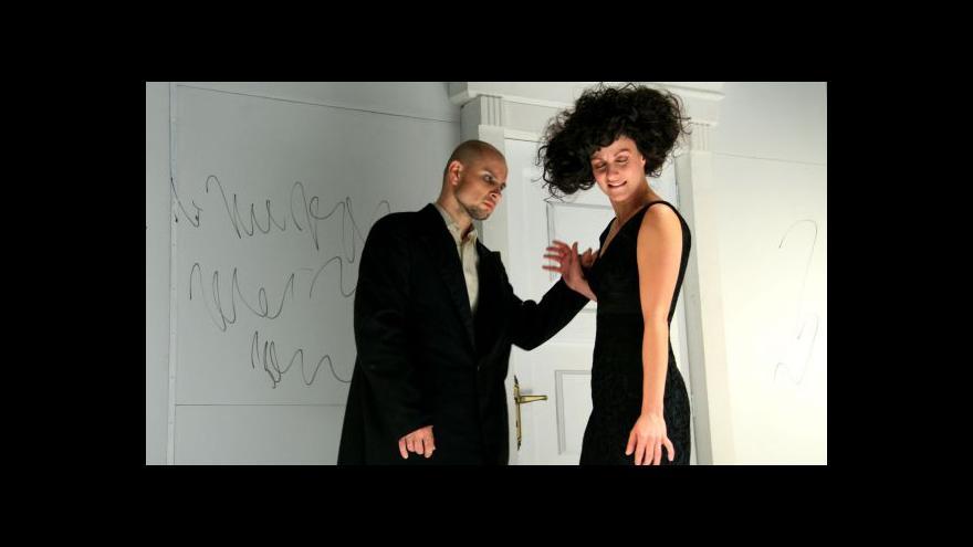 Video Oněgin se loučil s Divadlem Petra Bezruče