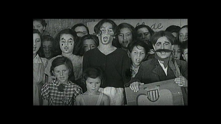 Video Operu z Terezína hrají v Izraeli