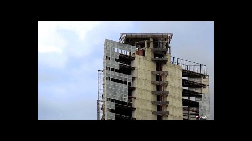 Video Nejvyšší slum na světě mají v Caracasu