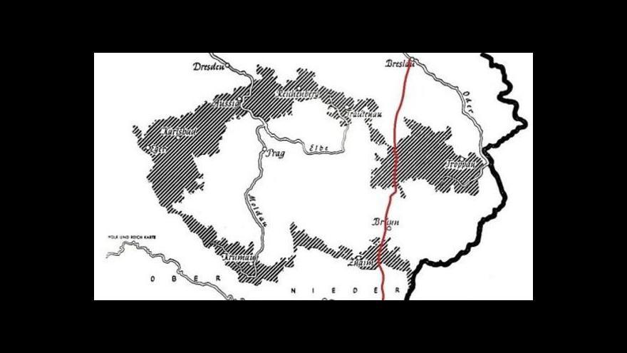 Video O nedokončené dálnici hovoří historik Tomáš Janda
