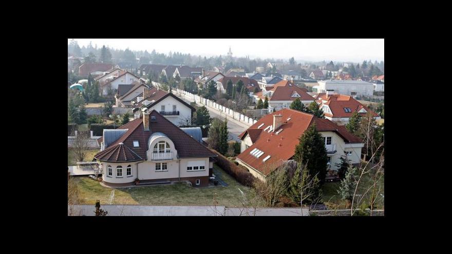 Video Praha se nechce rozrůstat do polí, stavět plánuje jen uvnitř měst