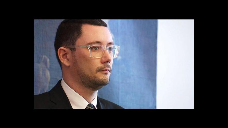 Video Mluvčí Hradu: Zeman sestavování vlády nijak nezdržoval