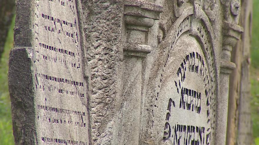 Video Obnova židovského hřbitova