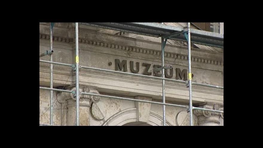Video Oprava muzea byla podle policie předražená, kdo ji schválil, ale nelze zjistit