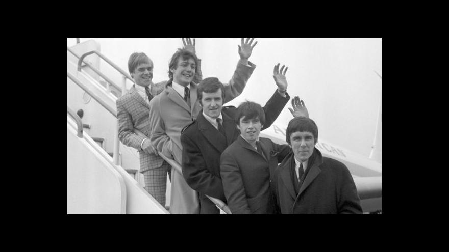 Video Dokument připomíná The Dave Clark Five