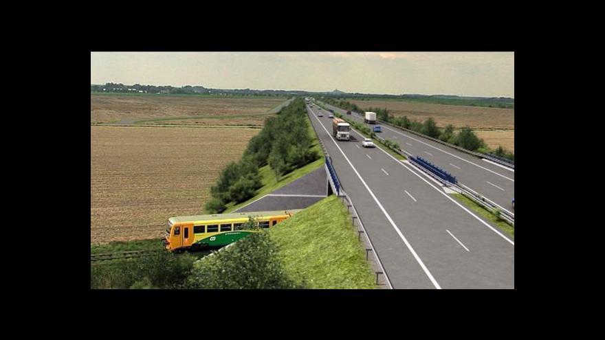 Video Ceny za výkup pozemků jsou nízké, zdržují stavbu 4. koridoru i dálnic ve východních Čechách