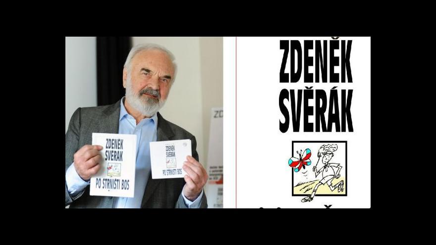 Video Čtenáři udělili Magnesii Literu Svěrákovým povídkám