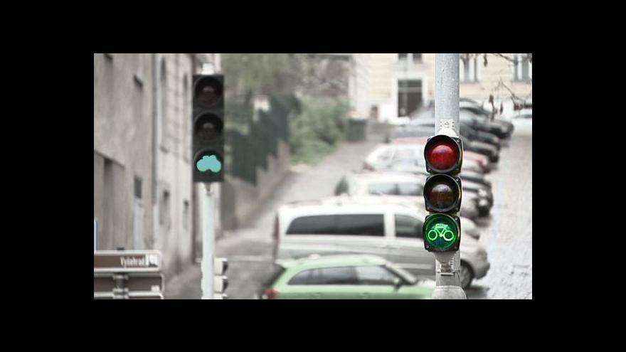 Video Některá rizika cyklistické přepravy