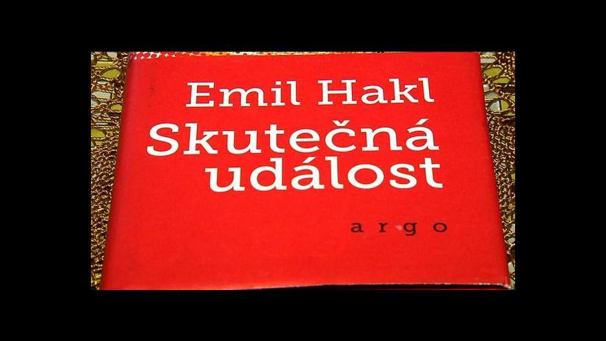 Video Emil Hakl o Skutečné události