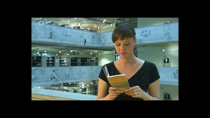 Video Kateřina Rudčenková o Chůzi po dunách